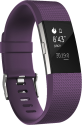 fitbit Charge 2 - Activity-Armband - L - Pflaume/Silber