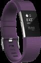 fitbit Charge 2 - Braccialetti per l'attività fisica - S - prugna/argento