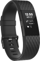 fitbit Charge 2 - Braccialetti per l'attività fisica - L - nero/grigio antracite