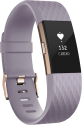 fitbit Charge 2 - Activity-Armband - L - Lavendel/Rosé-Gold