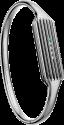 fitbit flex 2 - Armreif - L - Silber