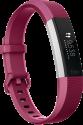 fitbit Alta HR - Activity-Armband - Grösse L - Fuchsia/Silber