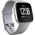 fitbit versa - Smartwatch - Suivi fréquence cardiaque - Argent/Gris
