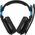 astro A50 - Headset + stazione di base - Wireless - nero/blu