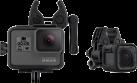 GoPro Gewehrlauf-/Angelruten-/Bogenhalterung - Kompatibilität: Alle GoPro Kameras - Schwarz