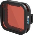 GoPro Blauwasser-Schnorchelfilter - Kompatibilität: HERO5 Black - Schwarz