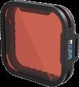 GoPro Blauwasser -Tauchfilter - Kompatibilität: Super Suit (Superschutz + Tauchgehäuse für HERO5 Black) - Schwarz