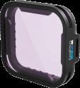 GoPro Grünwasser-Tauchfilter - Kompatibilität: Super Suit (Superschutz + Tauchgehäuse für HERO5 Black) - Schwarz