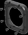 GoPro Objektiversatzset (für HERO5 Session™) - Schwarz
