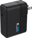 GoPro Caricabatterie (International Dual-Port Charger) - Nero