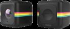 Polaroid Cube+, schwarz