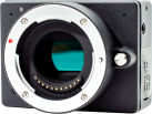 Z-CAM E1 - 4K/UHD-Auflösung - Schwarz