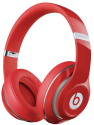 Beats by dr. dre studio V2 wireless, rot