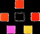 SANDMARC Aqua Filter - 5er-Pack