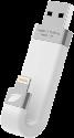leef iBridge, 16GB, weiss