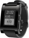 pebble Original Watch, schwarz
