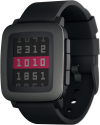 Pebble Time, schwarz