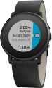 Pebble Time Round 20mm, schwarz