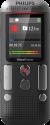 Philips DVT2510 - Diktiergerät - 8 GB Speicher - Schwarz