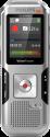 Philips DVT4010 - Diktiergerät - 8 GB Speicher - Silber