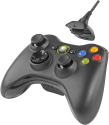 Microsoft Xbox 360 Wireless Controller and Play & Charge Kit