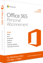 Microsoft Office 365 Personal, PC/MAC , 1 User