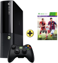 MICROSOFT Xbox 360, 500 GB inkl. FIFA 15, französisch