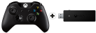 Microsoft Xbox One Controller + Wireless Adapter for Windows