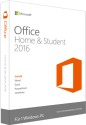 Microsoft Office Home & Student 2016, PC, 1 User