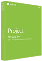 Microsoft Project Standard 2016, PC, englisch
