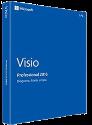 Microsoft Visio Professional 2016, PC, englisch