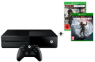 Microsoft Xbox One, 1 TB  + Rise of the Tomb Raider + Tomb Raider, multilingual