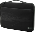 HP 14 Black Stream Notebook Sleeve