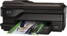 hp Officejet 7612 Wide Format e-All-in-One - Multifunktionsdrucker - 33 ppm - Schwarz