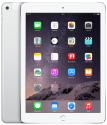 Apple iPad Air 2, 64 GB, Wi-Fi + Cellular, silber