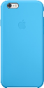 Apple iPhone 6 Plus / 6s Plus Silikon Case - kompatibel mit iPhone 6 Plus und 6S Plus - Blau