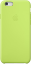 Apple iPhone 6 Plus / 6s Plus Custodia in silicone - verde
