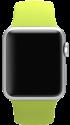 Apple Watch Sport 38mm, grün - Import