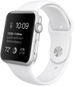 Apple Watch Sport 42mm, weiss