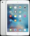 Apple iPad mini 4, 64 GB, Wi-Fi + Cellular, silber