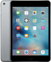 Apple iPad mini 4, 128 GB, Wi-Fi + Cellular, space grau