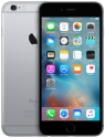 Apple iPhone 6s Plus, 16GB, space grau