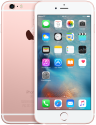Apple iPhone 6s Plus, 16GB, rosegold