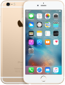 Apple iPhone 6s Plus - iOS Smartphone - 64 Go - or
