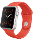 Apple Watch Sport 42mm, orange
