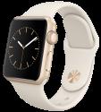 Apple Watch Sport 38mm, altweiss
