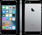 Apple iPhone SE, 16GB, space grau