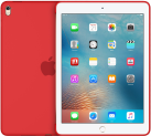 Apple iPad Pro 9.7 Silicon Case, rouge