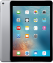 Apple iPad Pro, 9.7, 128 GB, Wi-Fi + Cellular, space grau