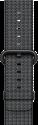 Apple MM9L2ZM/A AW/38 Watch Armband Nylon schwarz